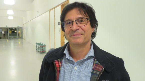 Jaume Bantulà: 'L'exercici físic repercuteix positivament en l'aprenenatge dels infants'