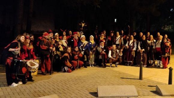 Els Trabucaires reivindiquen la seva presència a Sant Cugat en la seva 4a trobada