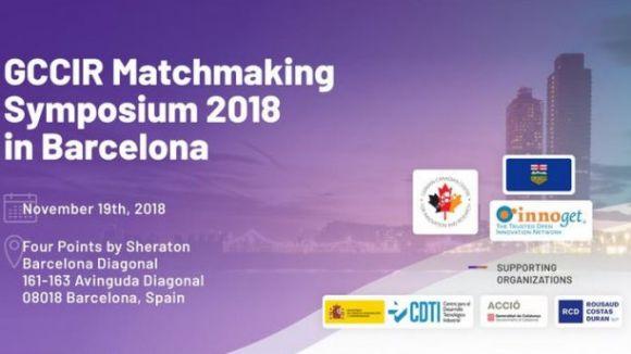 Innoget participa al simposi del Centre germano-canadenc per a la innovació i la recerca