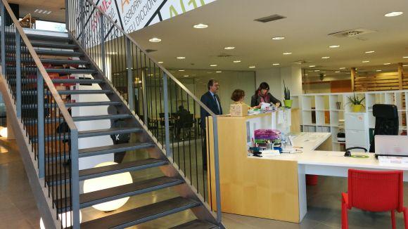 El viver d'empreses municipal registra 27 noves companyies a Sant Cugat