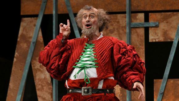 'Falstaff', l'última òpera de Verdi, arriba al Teatre-Auditori