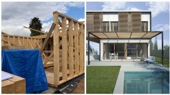 Les cases passives, construccions amb alta eficiència energètica, ja han arribat a Sant Cugat