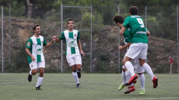 El Valldoreix FC es desfà del Singuerlin i s'allunya de la zona de descens