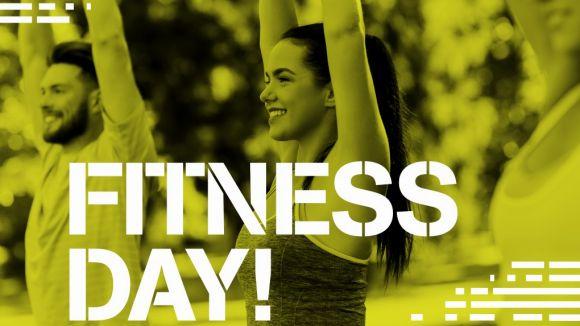 El Fitness Day s'ajorna al 2 de desembre a causa de la previsió de pluja