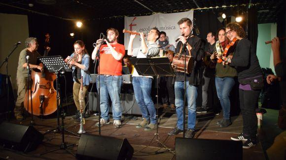 El Casal Torreblanca es torna a omplir de música tradicional al Punt de Trobada de l'EMTSC