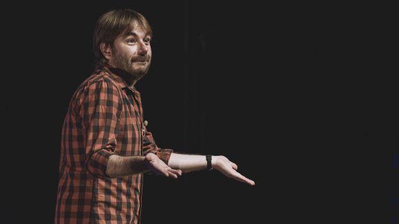 Quim Masferrer dóna el protagonisme al públic aquest dissabte amb 'Bona gent'