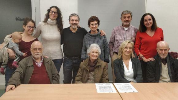 El reconeixement s'ha presentat aquest dissabte a la Casa de Cultura / Foto: Cugat.cat