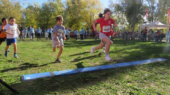3.968 atletes fan multitudinària la 20a edició del Cros Ciutat de Sant Cugat