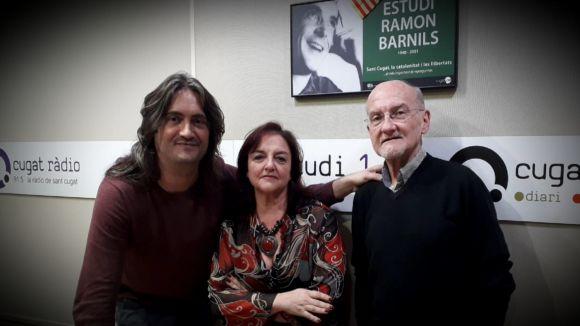 'Lletres i música' apropa la música del cantautor i guitarrista Javi Jareño