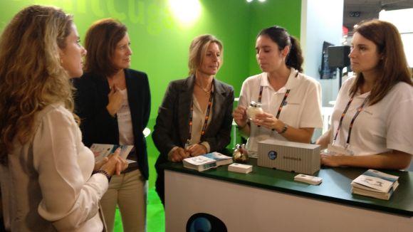Bioplàstics creats amb bacteris i un GPS intel·ligent, propostes locals a l'Smart City Expo