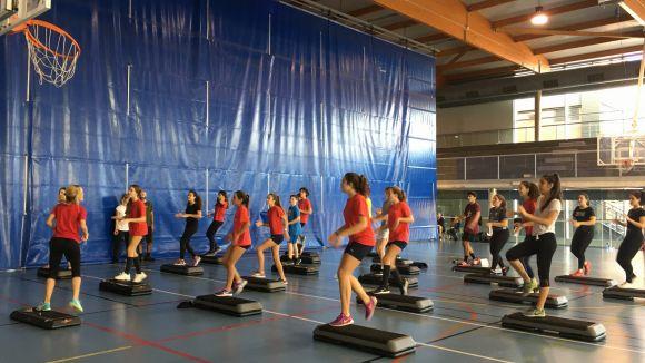 Un projecte de l'Europa conclou que l'esport diari millora els resultats acadèmics