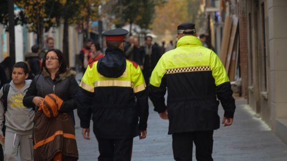 La col·laboració ciutadana fa possible una detenció al Pont de Can Vernet