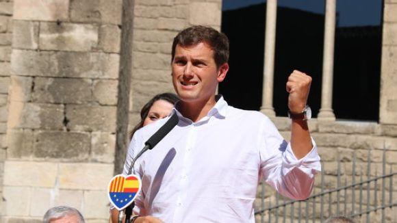 Ciudadanos denuncia Arran davant la Fiscalia per delicte d'odi pels 'nous atacs' a Llarena