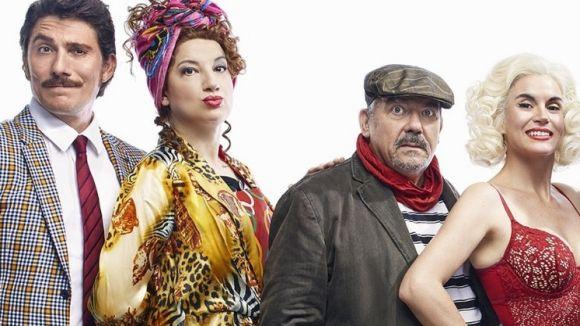 El Teatre-Auditori veurà el món teatral entre bambolines amb 'Pel davant i pel darrere'