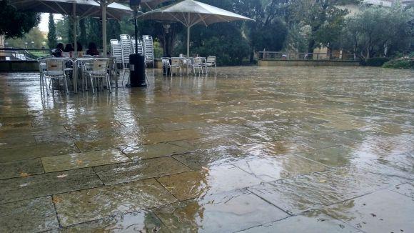 S'espera més pluja a Sant Cugat