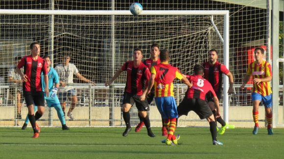 El masculí del Sant Cugat FC rep el Sabadell Nord amb l'objectiu de tornar a guanyar