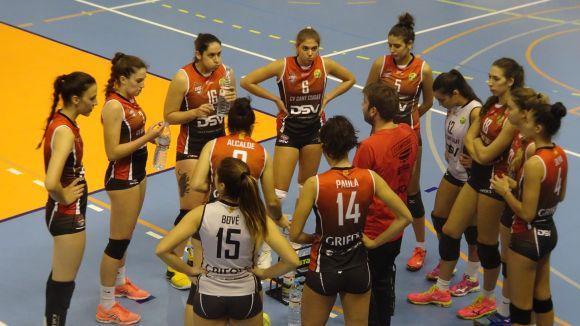 Imatge de l'equip dirigit per Rafa Ruiz / Foto: Cugat.cat