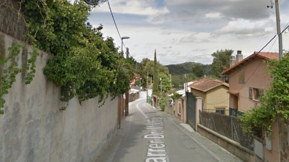 El carrer del Doctor Modrego és un dels que es proposa modificar / Foto: Google Maps