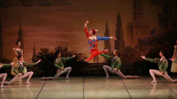 El Ballet Nacional Rus porta 'El Llac dels Cignes' al Teatre-Auditori