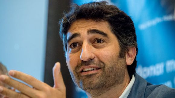 Jordi Puigneró a la taula de diàleg / Autor: ACN