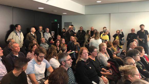 La seguretat, les terrasses i la mobilitat centren l'audiència pública del ple