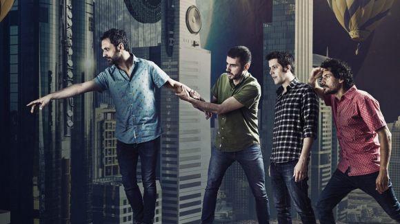 La foto promocional del concert / Foto: Els Amics de les Arts