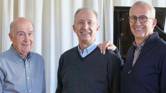 El Trio de Barcelona es retroba aquest divendres al Teatre-Auditori 25 anys després