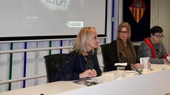 Susanna Pellicer: 'Cal evitar victimitzar moltes vegades la dona'
