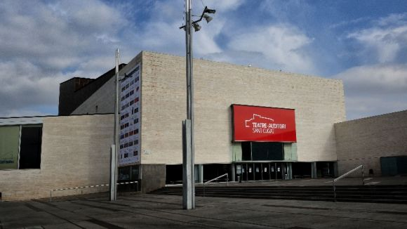 La nova temporada del Teatre-Auditori Sant Cugat, a punt d'arrencar / Foto: Localpres