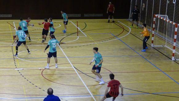 Imatge del partit dels santcugatencs / Foto: Cugat.cat