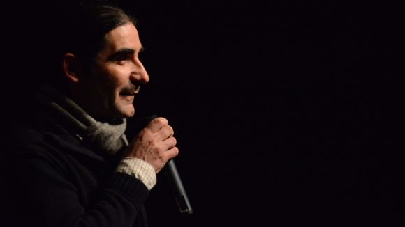 Pep Tugues és el director del Teatre-Auditori des del 2005/ Foto: Localpres
