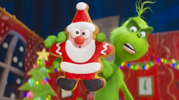 El lladre de Nadals, 'El Grinch', s'estrena avui als cinemes de Sant Cugat en dibuixos animats