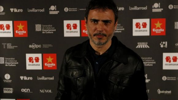 Julio Manrique es transforma en Èdip aquest divendres al Teatre-Auditori