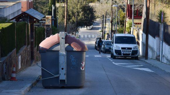 El carrer de Can Llobet es modificarà per pacificar el trànsit