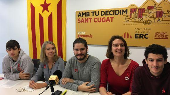 ERC-MES vol que l'Ajuntament es comprometi amb la lluita contra el VIH