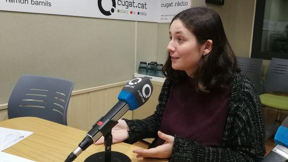 La santcugatenca Joanna Rosell, finalista del programa de TV3 'El got d'aigua'