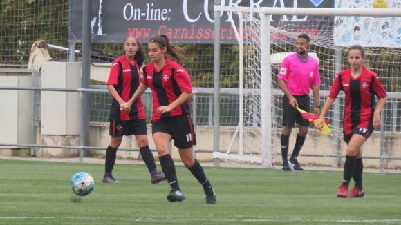 El Sant Cugat FC femení rep el Lanzarote amb l'objectiu de tornar a les primeres posicions