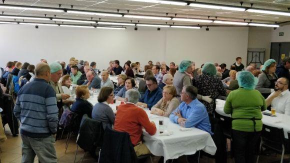 La trobada ha tingut lloc al Casal Torreblanca / Foto: Cugat.cat