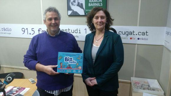 Carles Rodrigo i Susanna Garcia / Foto: Cugat.cat