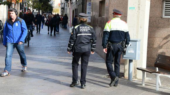La Policia Local es 'reorganitzarà' per tenir més efectius als carrers de Sant Cugat