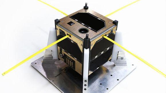Un santcugatenc, codirector del primer satèl·lit català a l'espai
