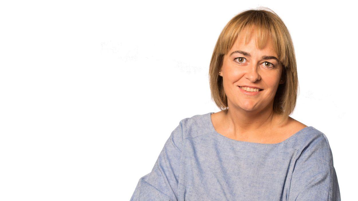 Mariola Dinarès: 'Les tecnologies han de ser un trampolí per quedar amb la gent'