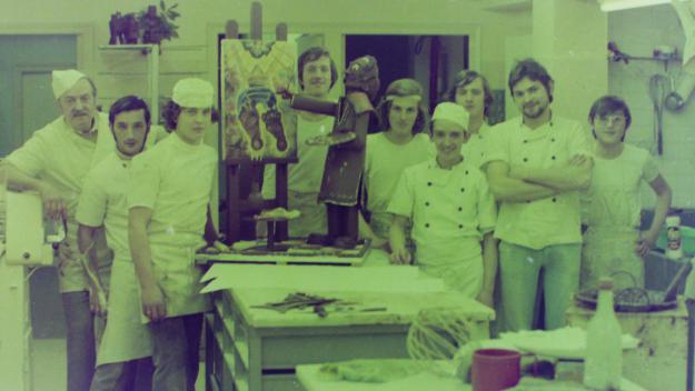 67 anys de creativitat a l'obrador