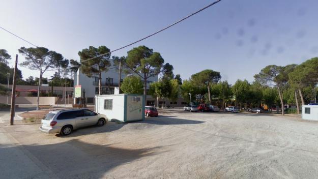 Guanyem Valldoreix considera excessiva la despesa en l'urbanització de l'aparcament / Foto: Google Maps