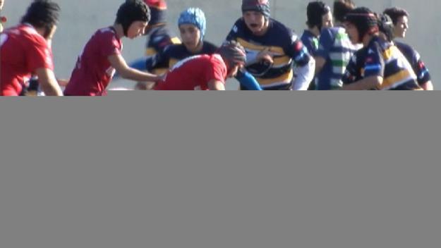 El Rugby Sant Cugat guanya la categoria sub 16 del Torneig Melé a la Guinardera
