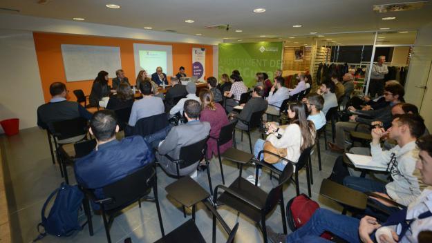 Arrenca una nova edició del programa d'emprenedoria Explorer 'Joves amb idees'
