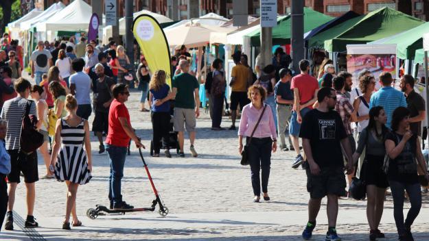 L'alcaldessa emetrà un ban per regular l'ús davant la proliferació de patinets elèctrics