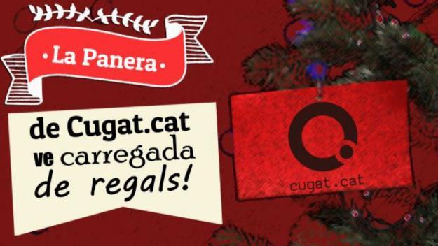 Cugat.cat sorteja una panera de Nadal valorada en 700 euros