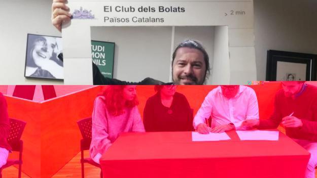 La rumba d'Alma de Boquerón protagonitza 'El Club dels Bolats'