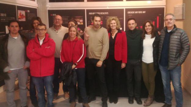 Núria Terribas guanya les eleccions del Club Volei Sant Cugat